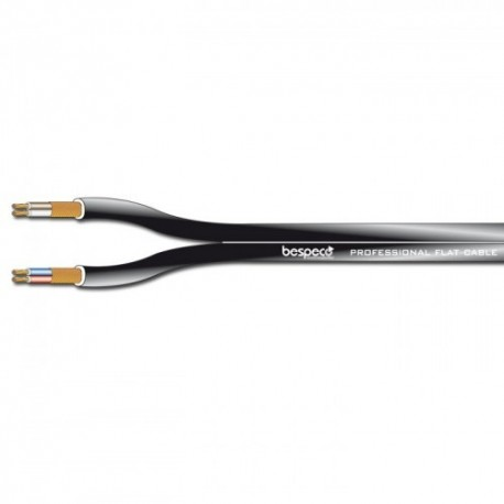 Flat Cable Channels 2 Balanced diam. 3.4 x 7.0 Shielded Cabling and audio signal to the meter