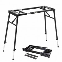 Supporto per MIxer e Tastiere, cavalletto stand, Piano, Key, Regolabile Vortex