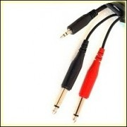 Audio cables PC-Ipod